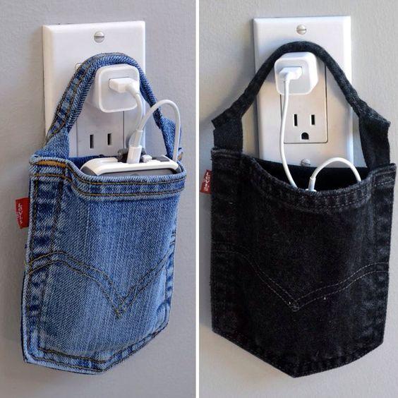 old jeans recycle