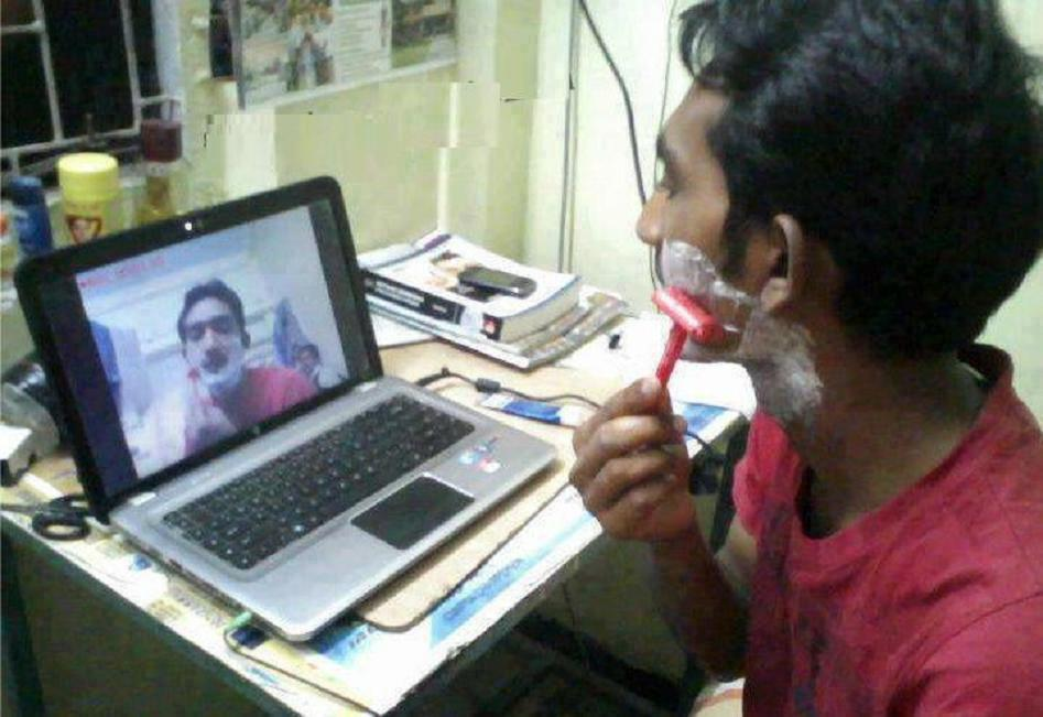 Indians webcam
