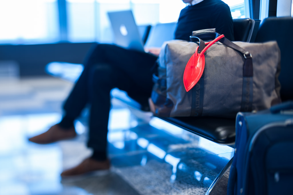 keep your luggage safe during travel