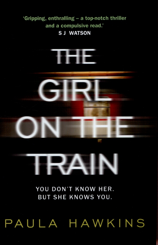 Girl on the Train cover