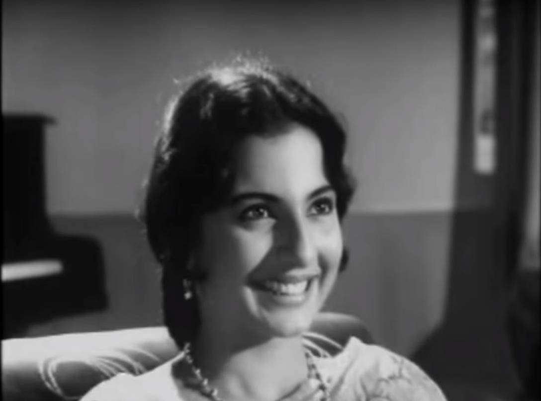 black and white tanuja