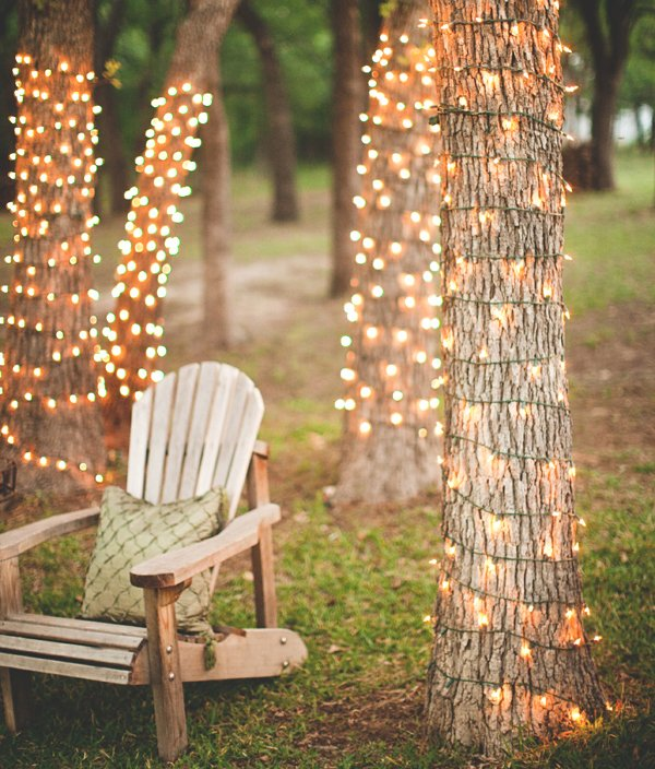 string light decor ideas