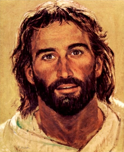 Jesus india strong smiling