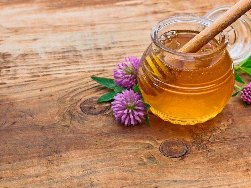 honey cold cough heal natural
