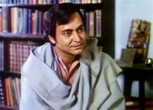 Soumitra Chattopadhyay chatterjee bengali actor legend detective feluda