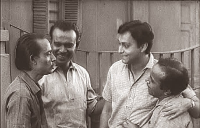 Soumitra Chattopadhyay chatterjee bengali actor legend