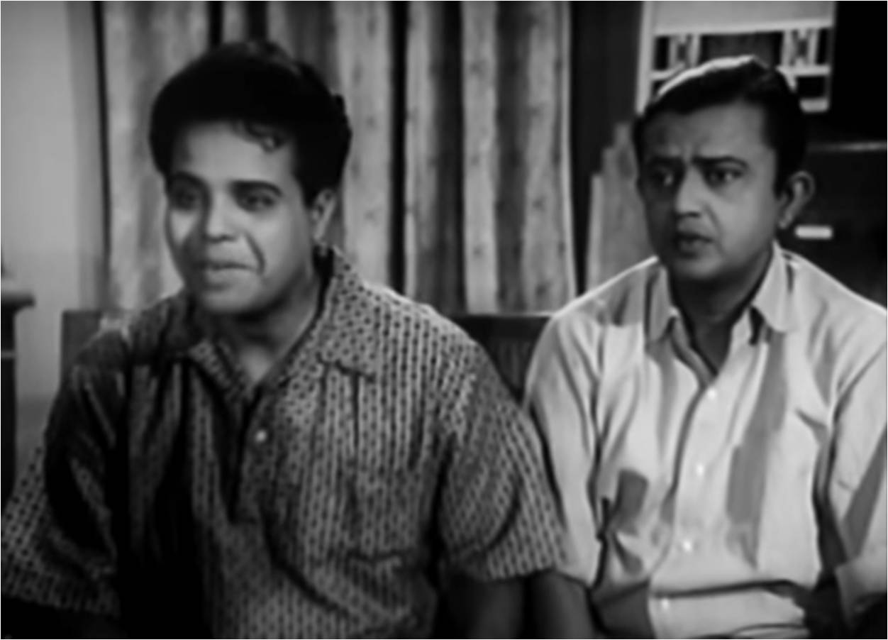 Tarun Kumar bengali film actor black and white