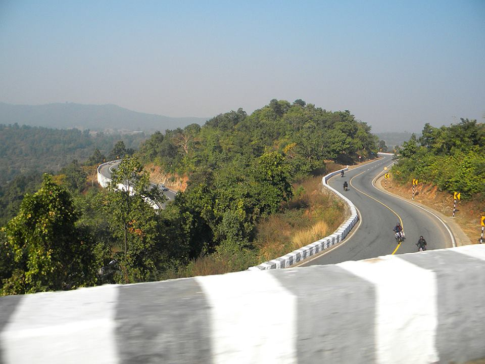 Nababarsho jharkhand forest
