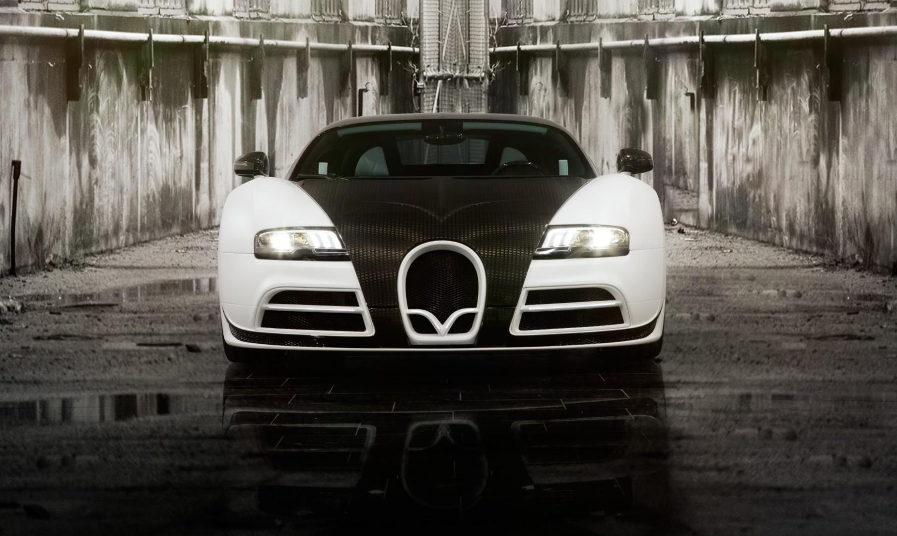 most expensive cars Bugatti Veyron by Mansory Vivere