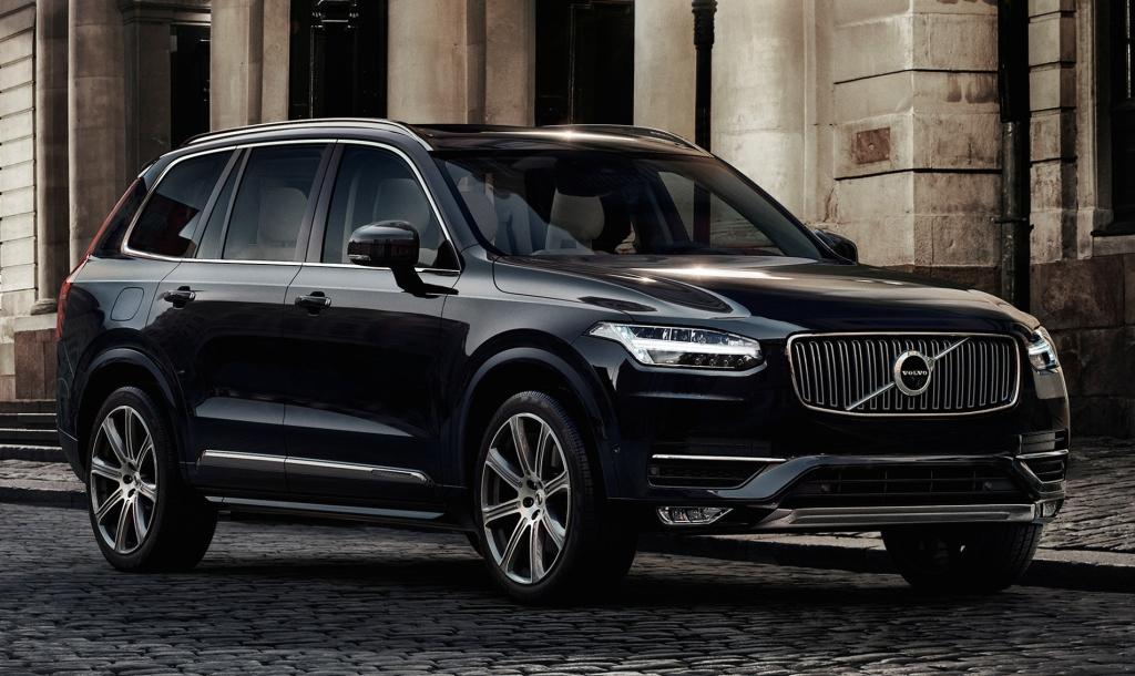 green hybrid electric cars in India Volvo XC90 T8 Plug-In Hybrid