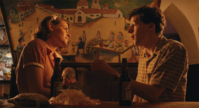 Cafe Society film review woody allen