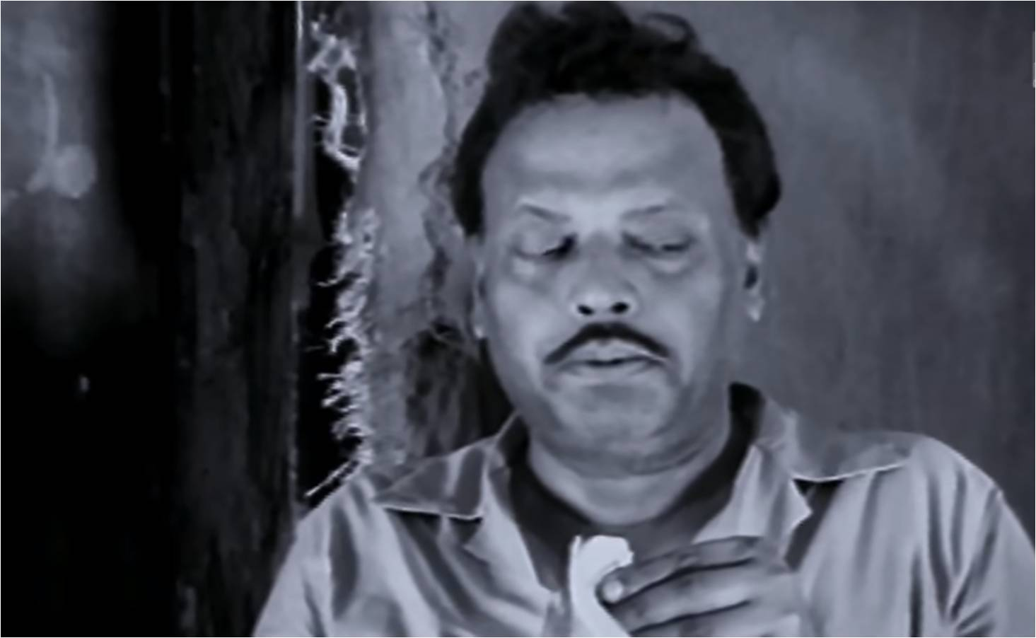 black and white comedy bengali film jahar roy