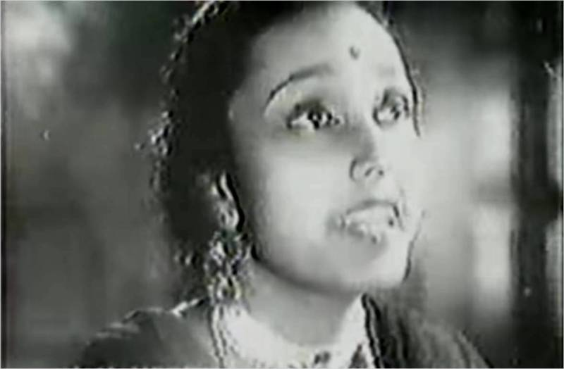 Chhaya Devi bidyapati bengali actress black and white