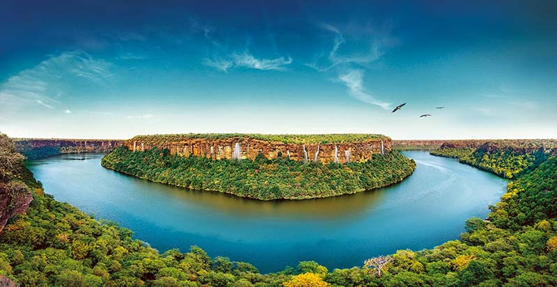 India's Most Beautiful Rivers