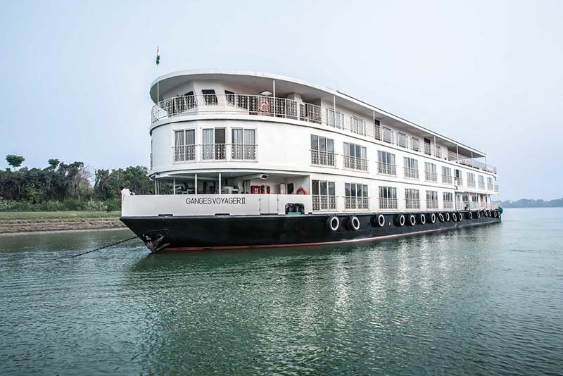 India's Most Beautiful Rivers cruise