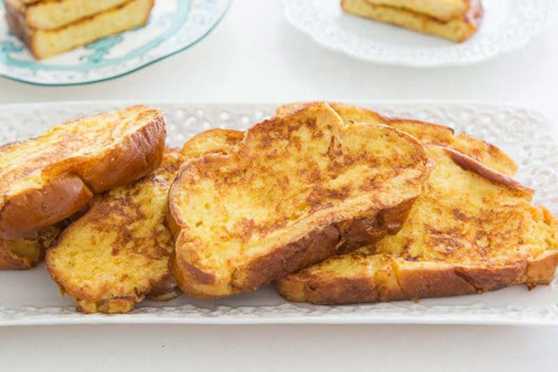 cheese and egg recipe french toast