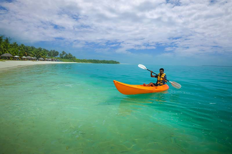 Most Beautiful Islands in India lakshadweep agatti