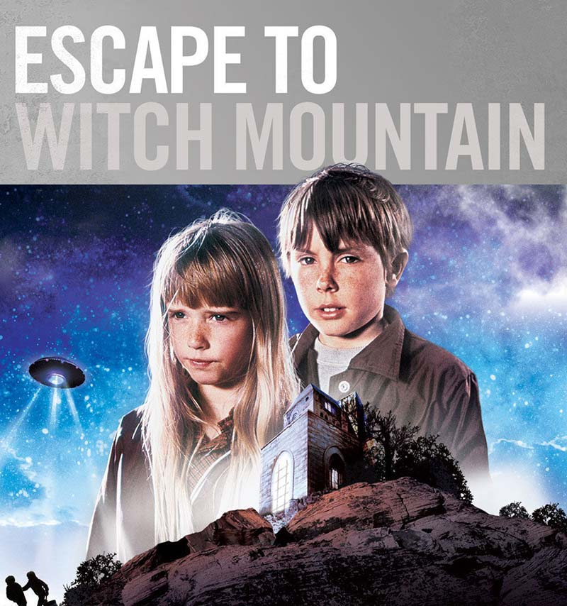Orphan Books escape to witch mountain