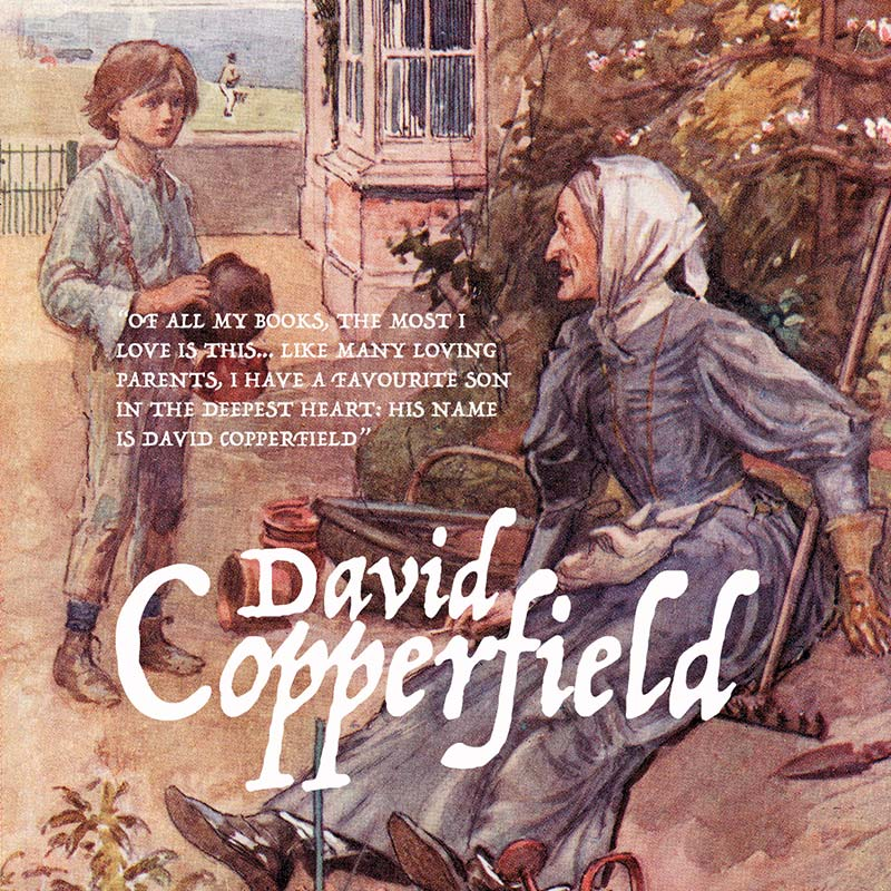 Orphan Books david copperfield