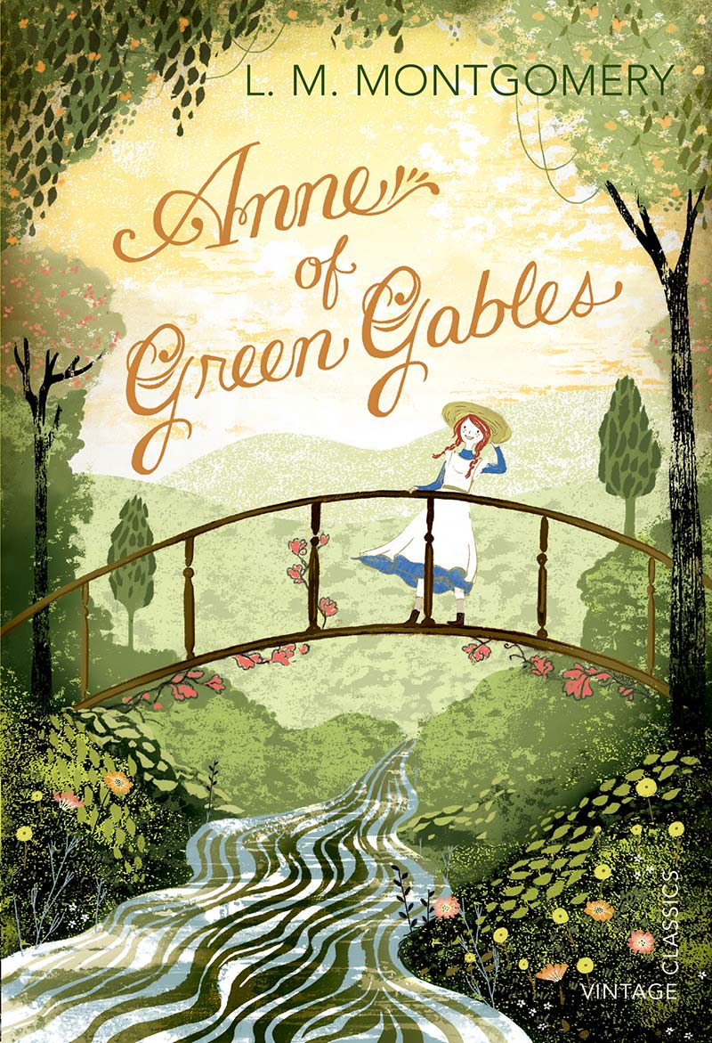 Orphan Books anne of green gables