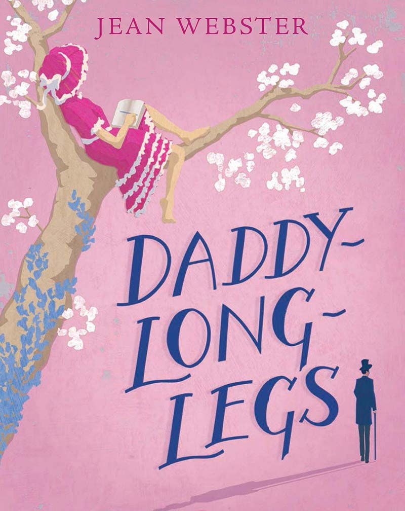 Orphan Books daddy long legs