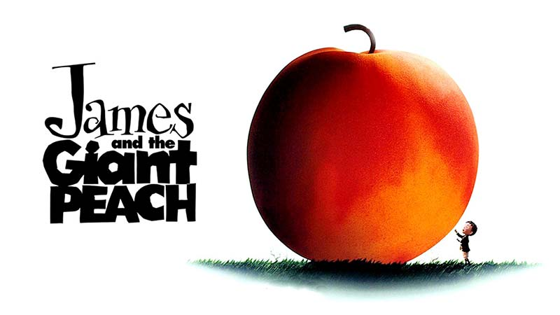 Orphan Books james and the giant peach