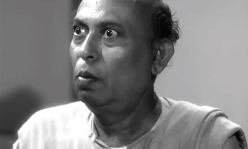 tulsi chakraborty Bengali actors who died before their time