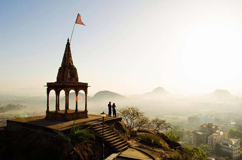 Tourist Spots in Jharkhand ranchi tagore Hill