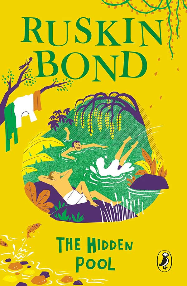 Best children's books Of India by Ruskin Bond