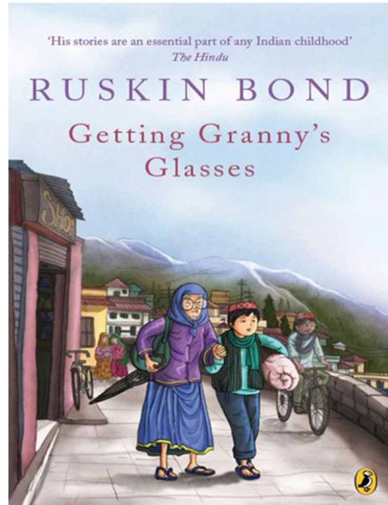 Best books of India by Ruskin Bond
