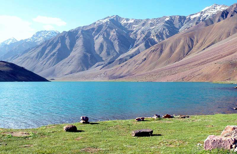 Lahaul and Spiti Valley Chandra tal lake