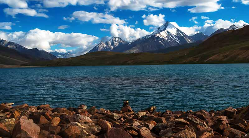 Lahaul and Spiti Valley lakes
