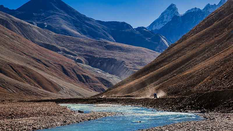 Lahaul and Spiti Valley tourism