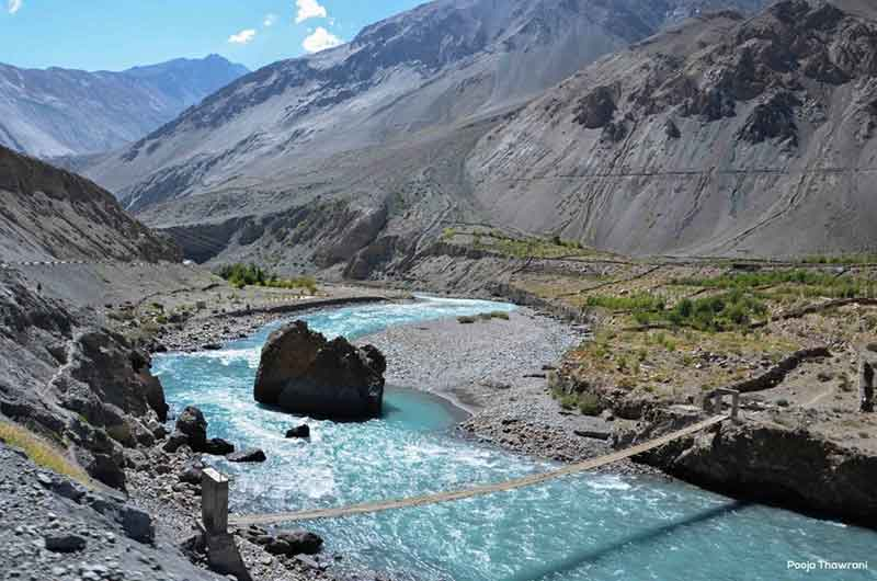 Lahaul and Spiti Valley Incredible India Himachal Pradesh