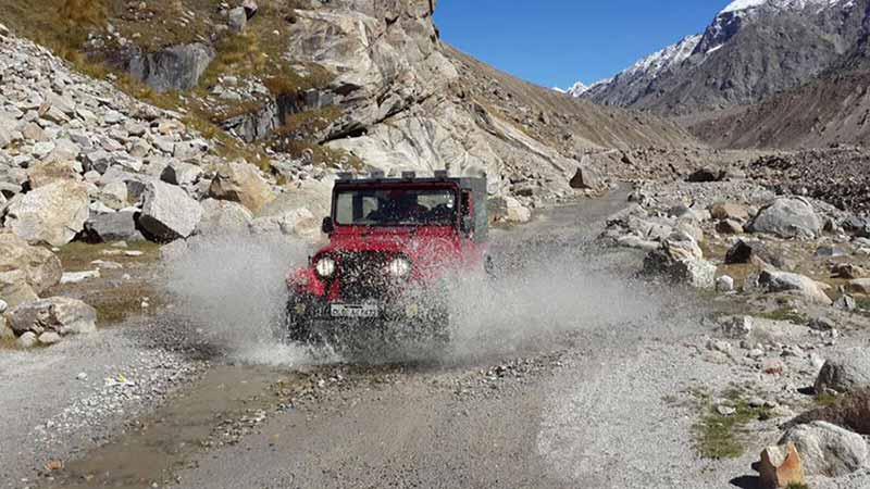 Lahaul and Spiti Valley adventure roads