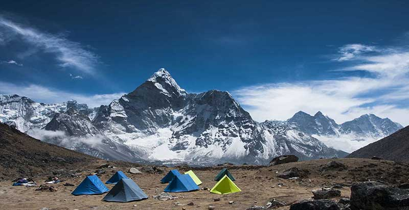 Lahaul and Spiti Valley HP tourism tent adventure