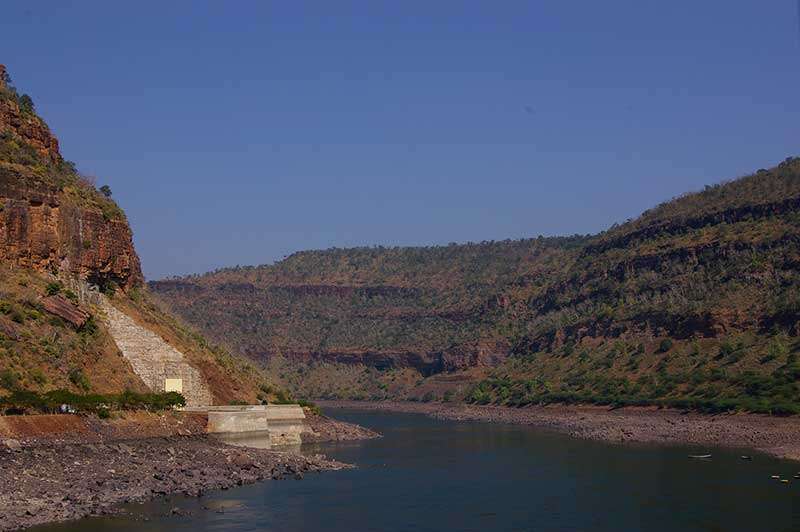 Indian treasure mysteries Krishna River diamond mines