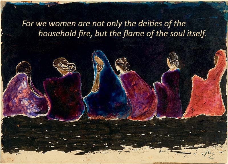 Quotes of Rabindranath Tagore on women