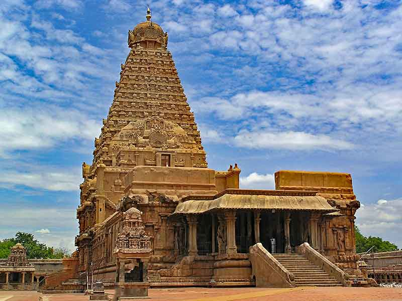 Top Ancient Destinations In The World India
