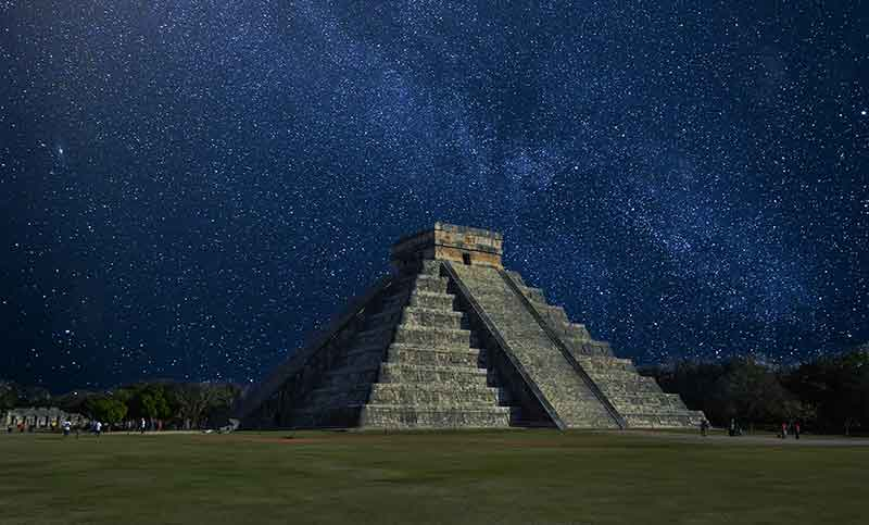 Top Ancient Destinations In The World Chichen Itza