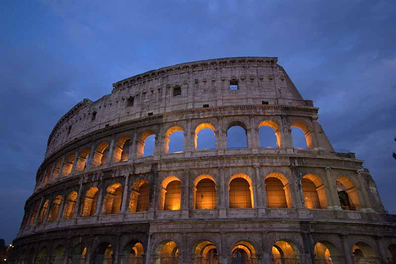 Top Ancient Destinations In The World Italy
