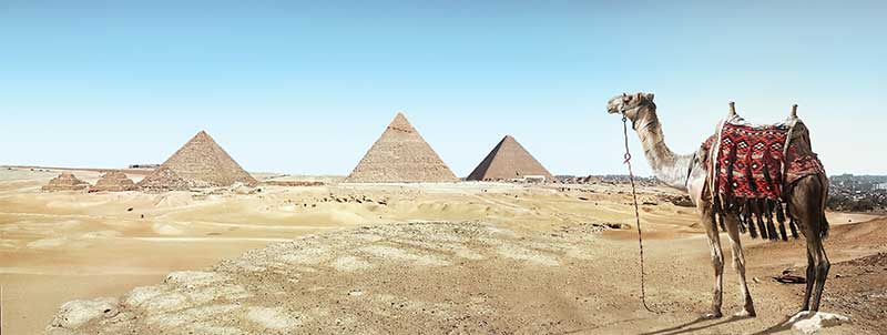 Top Ancient Destinations In The WorldEgypt