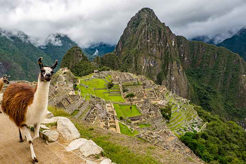 Top Ancient Destinations In The World Macchu Pichu